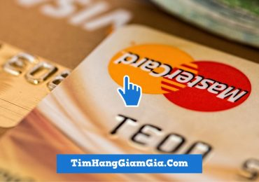 Mã giảm giá Lazada khi mua hàng bàng thẻ tín dụng