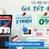 Mua hàng tại siêu thị điện máy Nguyễn Kim được giảm giá đến 2 triệu đồng