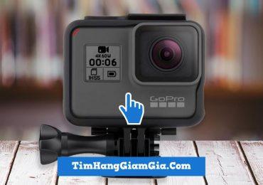 Lấy ngay mã giảm giá 200.000đ khi mua máy quay GoPro Hero 6 tại Nguyễn Kim