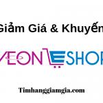 Mã giảm giá AeonEshop, Khuyến mãi Aeon mới nhất