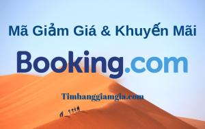 Mã giảm giá Booking.com, đặt phòng khách sạn Booking.com