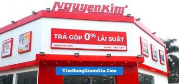Mã giảm giá Nguyễn Kim, khuyến mãi Nguyễn Kim mới nhất
